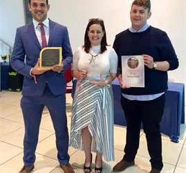 Rhondda Cynon Taf Receives Top Award For Youth Work