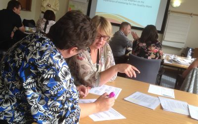 Preparing for The Quality Mark for Youth Work in Wales Information Session