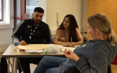 Birmingham Level 2 DCMS Bursary Group