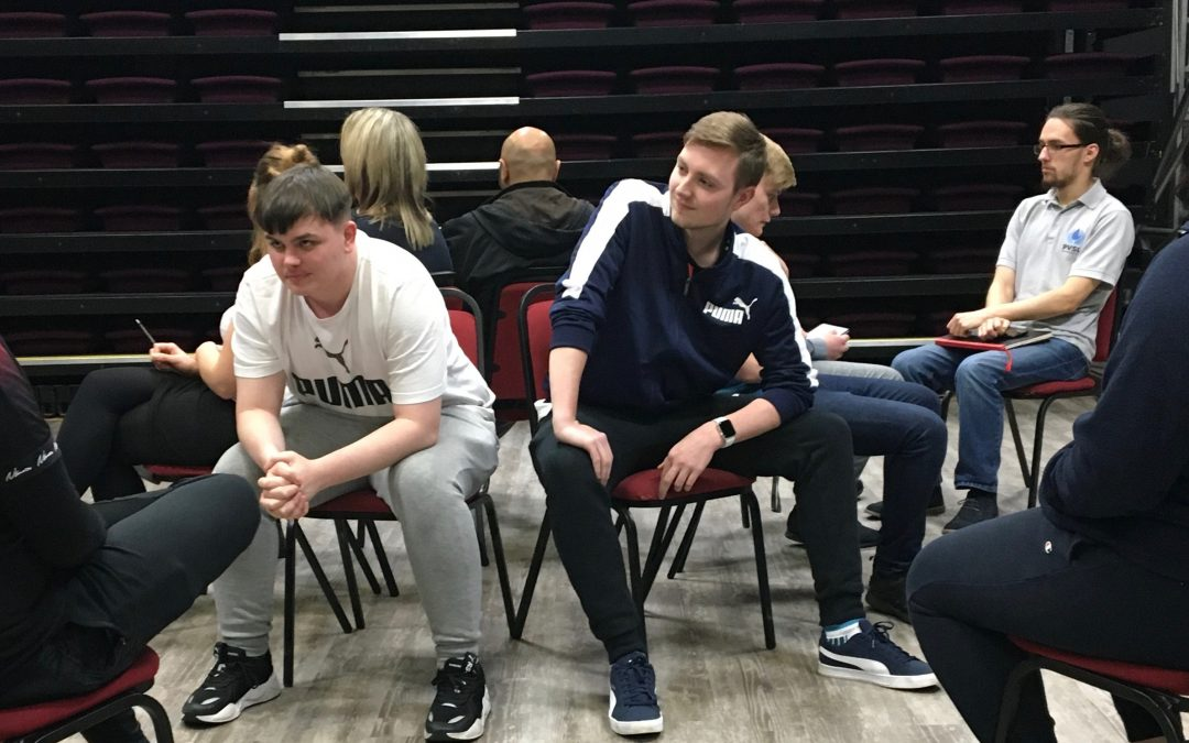Sandwell Youth Service Level 2 Course